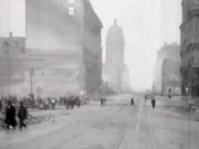 Over 100 Years Old Footage of Earthquake
