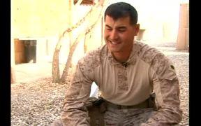 Marines Offer Advice, Training To Iraqis