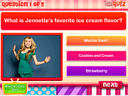 Jennette McCurdy Quiz