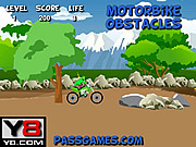 Motorbike Obstacles