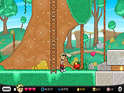 Papa Louie 2 When Burgers Attack Game Play Online At Y8 Com