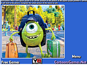Monsters University Jigsaw