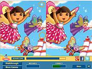 Cute Dora Difference