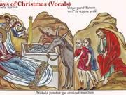 12 Days of Christmas Vocals
