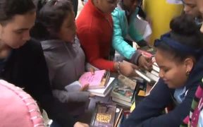 BOOKS AND BREAING IN THE SOUTH BRONX