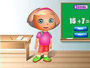 Dressup Dora for School