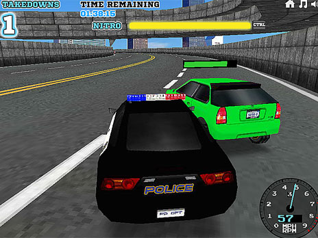 Super Police Persuit Game Play Online At Y8 Com