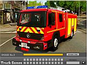Fire Truck Hidden Letters
