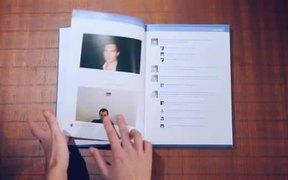 Bouygues Telecom's Flashback Book Facebook App
