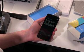 Google Nexus 5 - Unboxing