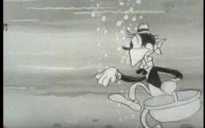 Tom and Jerry (Van Beuren): Jolly Fish