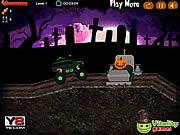 Halloween Monster Hunt