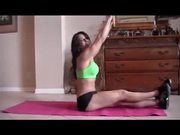 Fitness - 10 Minute Ab Workout with Laura London