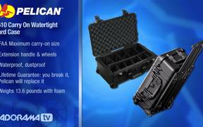 Pelican 1510 Carry On - Overview