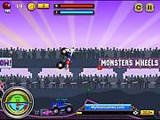 Monsters Wheels Game