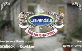 """Cravendale Commercial """"Cats With Thumbs"""""""