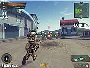 Mini Attack: Urban Combat
