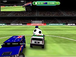 World Hummer Football Game Play Online At Y8 Com