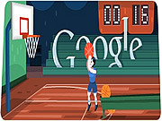 Google Olympic Doodle