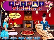 Delicious pizza corner