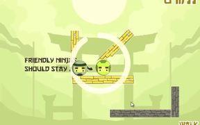 O-Shaped Ninjas Walkthrough - Official BrainTY