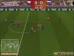 Juega European Soccer Champions En Linea En Y8 Com