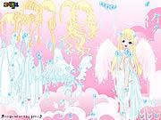 White Angel Dress Up