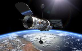Hubble Space Telescope 3