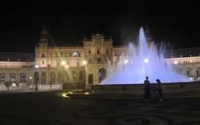 A Romantic Fountain and Place