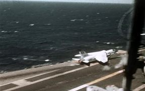Taking Off from an Aircraft Carrier