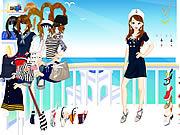 Sailor Girl Dressup 2