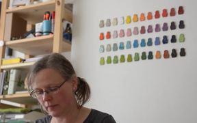 Handmade Portraits: 99 Feelings