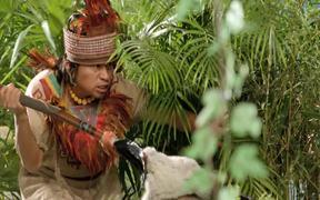 Cine Las Americas Commercial Inca Shaolin