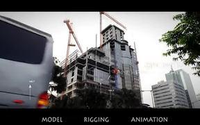 Joe Wu's 3D Reel 2013