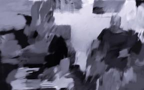 """Daniel Rozin, """"Darwinian Brush Mirror,"""" 2012"""