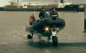 SeaLegs amphibious technology
