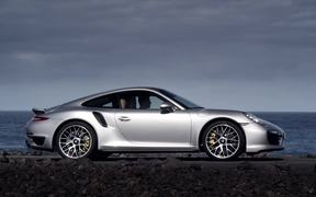 the new porsche 911 turbo and 911 turbo S