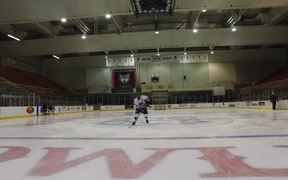 Marysville Michigan Hockey Video Game