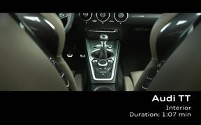 AUDI presents third generation TT coupe and TTS