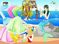 Mermaid Dress Up Games Online