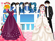 The Bride Dressup
