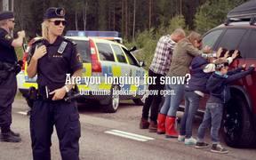 Branäs Ski Resort Video: Longing For Snow?