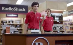 Radio Shack Video: The 80's Called