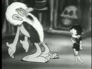 Betty Boop: The Old Man Of The Mountain