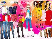 Rock Style Dress Up