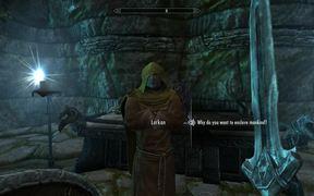 Skyrim - Video Game Demo