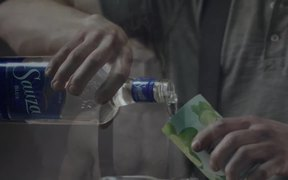 Sauza Tequila Commercial: Fireman and Kitten