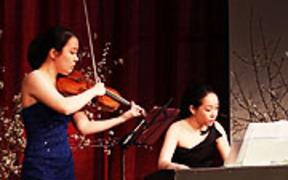 Western Classical Music Meets Asian Spirit