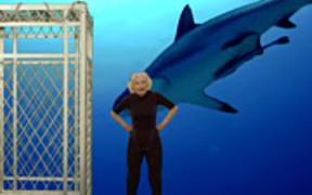 Nexcare Campaign: Nana vs. Shark Tank