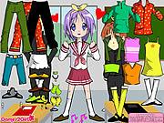 Tsuka Dress Up